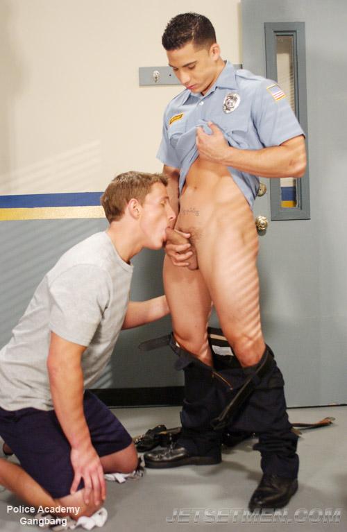 полицейская академия порно фото
